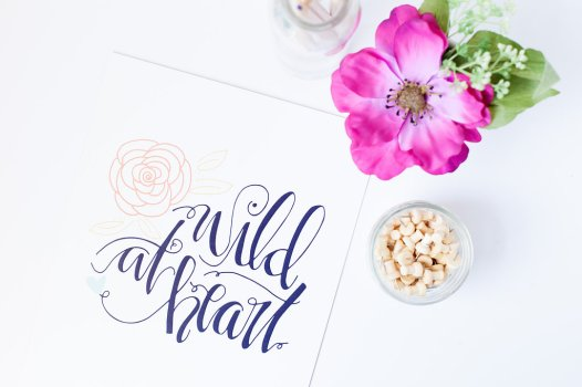 Equal parts sappy and snarky, Natterdoodle's handlettered art prints and paper goods bring a little love and humor to your life. Dozens of fun, quirky and inspirational prints and greeting cards, with a hint of whimsy and local pride, Natterdoodle uses handlettering, watercolor and vintage, upcycled ephemera to create pieces for your home or work space.