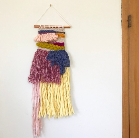 Sarah Harste Weavings