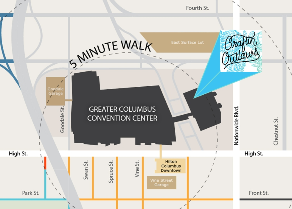 Convention-Center-Map