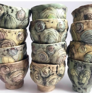 Megs LeVesseur Pottery