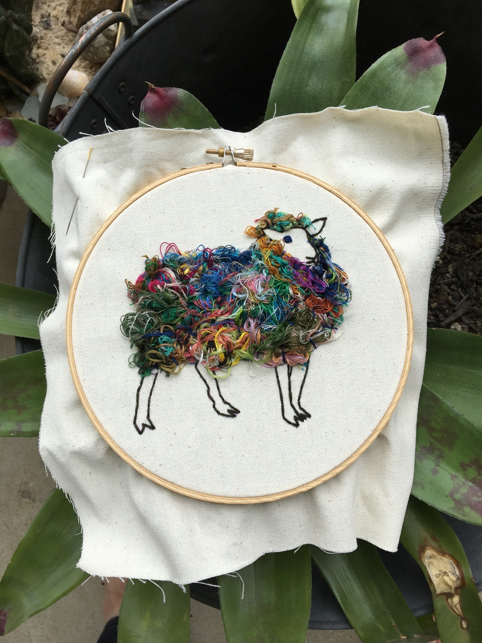 Wild Ohio Embroidery