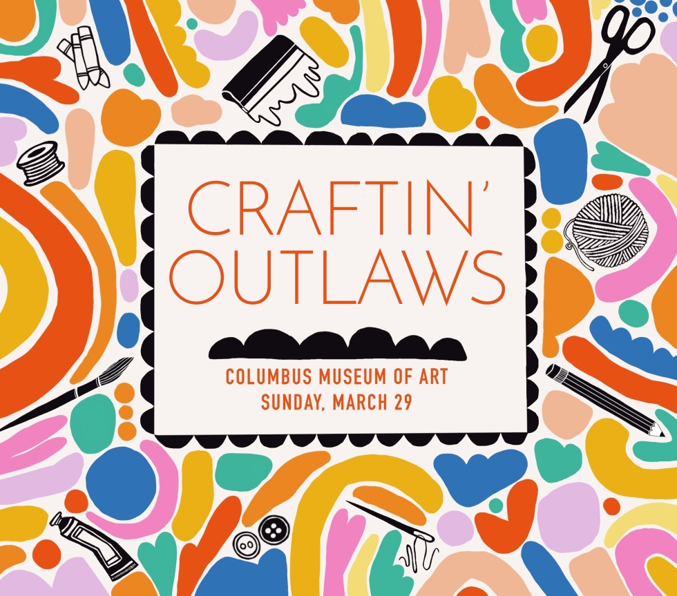 2020 Craftin' Outlaws Spring Design by The Makist