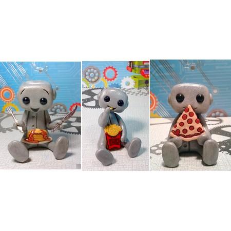 Lisastarchild Pinkston - sleepy robot 13