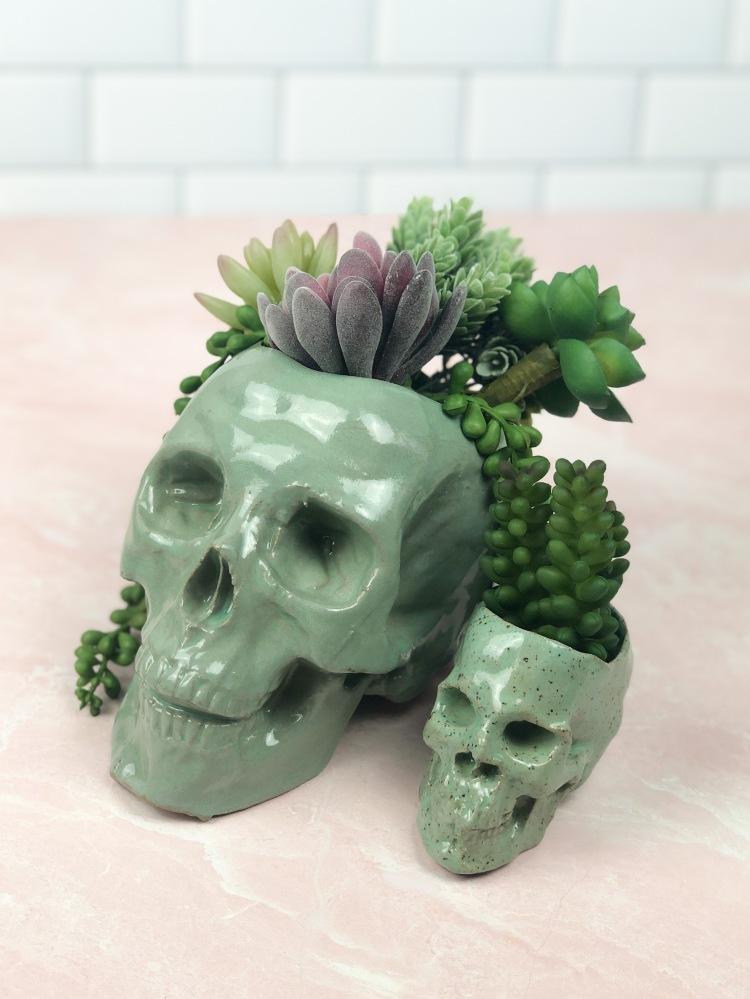 Ice + Dust Pottery