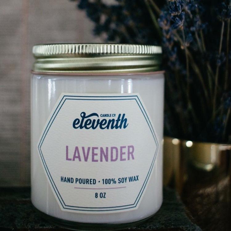 Jennifer Taylor - Eleventh Candle Lavender