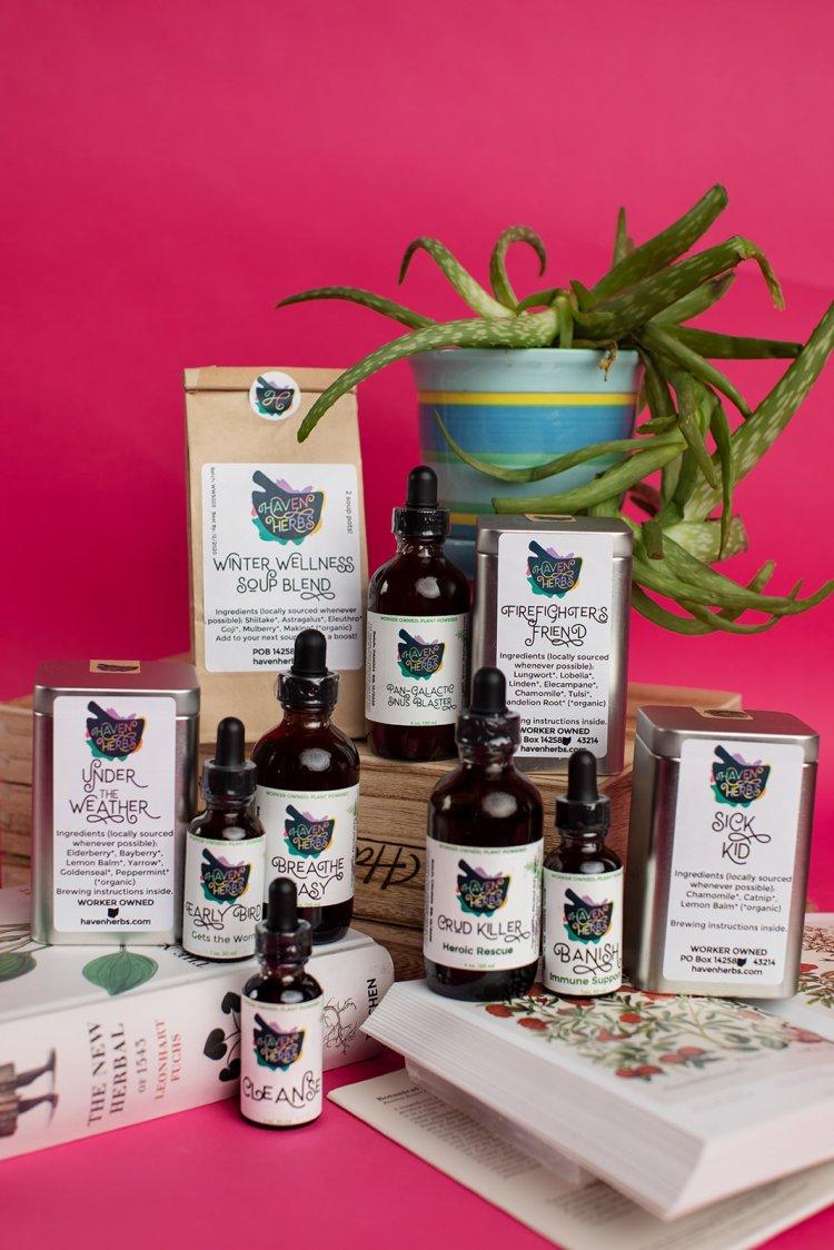 Haven Herbs