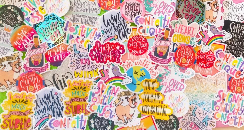 Natalie Keller Pariano - StickerCollage