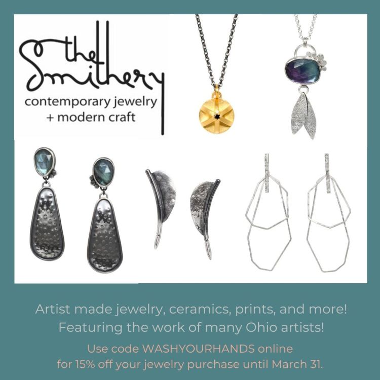 Use code WASHYOURHANDS online for 15% off your jewelry purchase until March 31..jpg