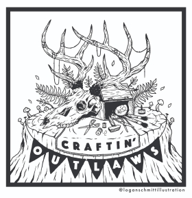 CraftinOutlawsColoringPage